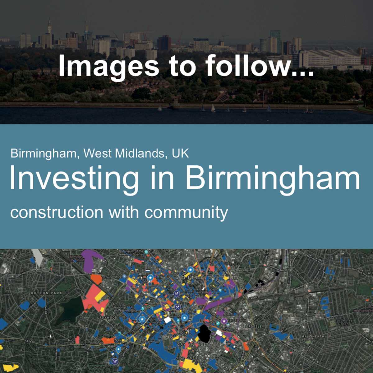 Investment opportunities in Birmingham - A City in growth!